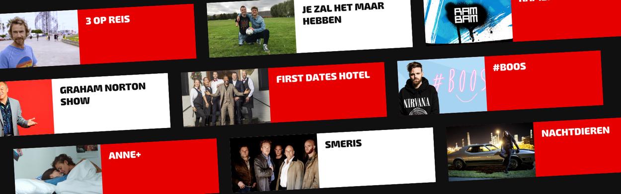 Sfeerfoto van Comedyclub Katendrecht