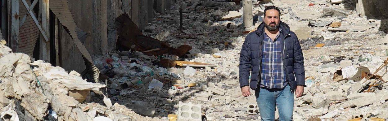 Sfeerfoto van De Arabische Storm