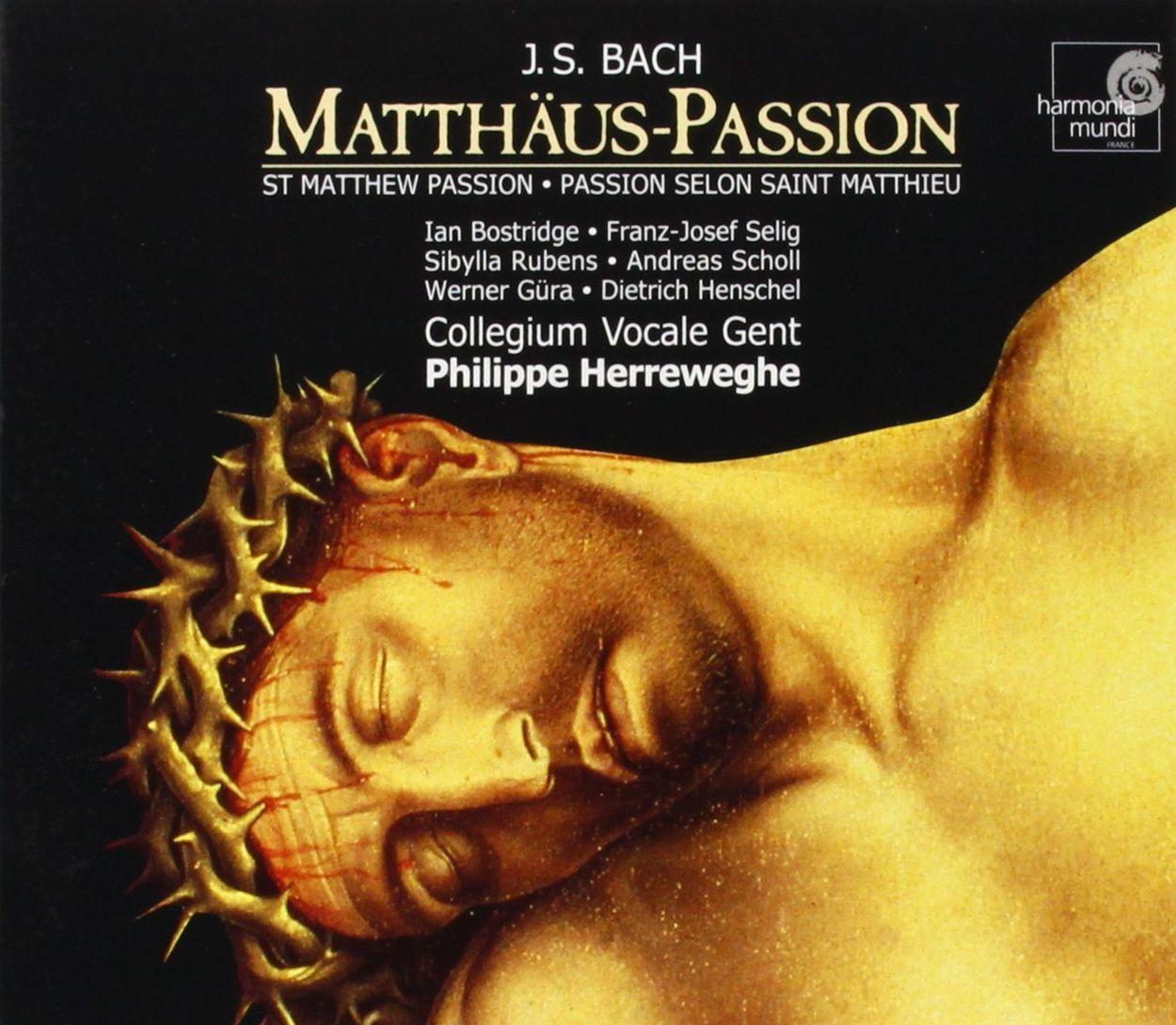 matthaus passion - meesterwerken