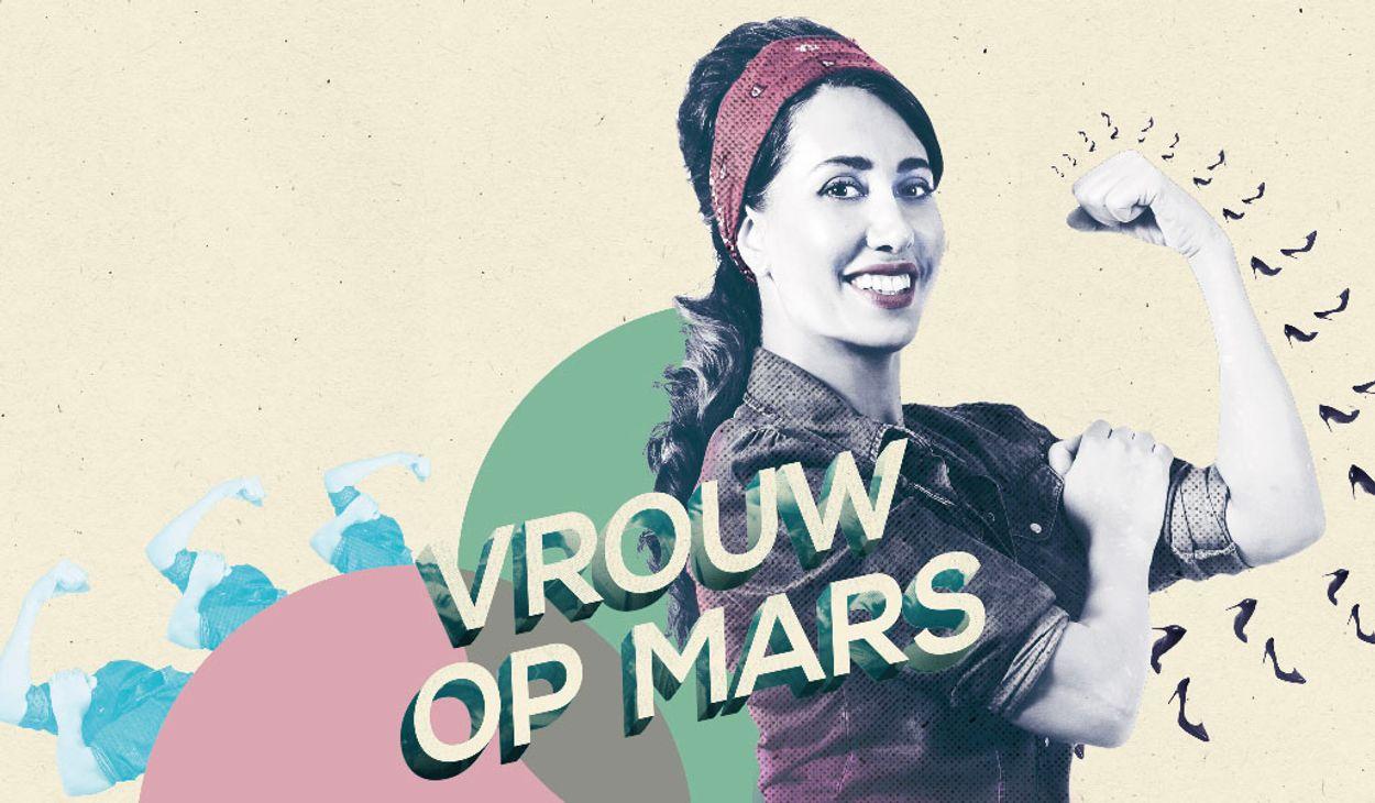 Over Vrouw op Mars