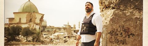 Sfeerfoto van In het spoor van IS