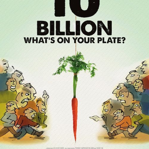 Afbeelding van GROEN LICHT: '10 BILLION - WHAT'S ON YOUR PLATE?'