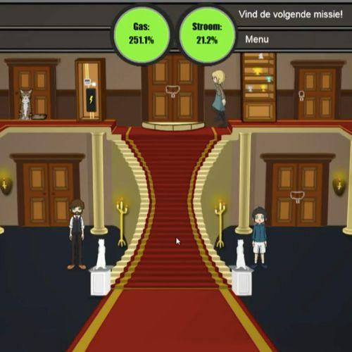 Afbeelding van Energie besparen met een game