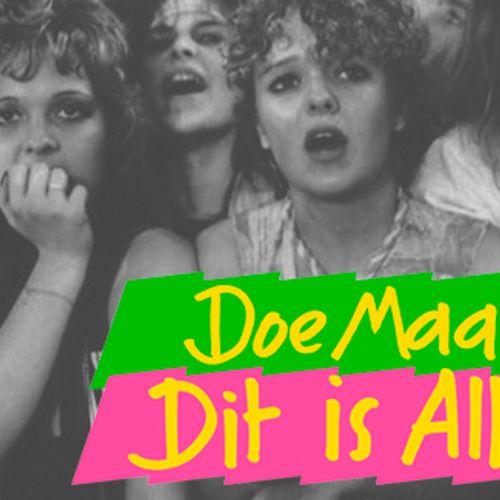 Afbeelding van DOE MAAR: DIT IS ALLES